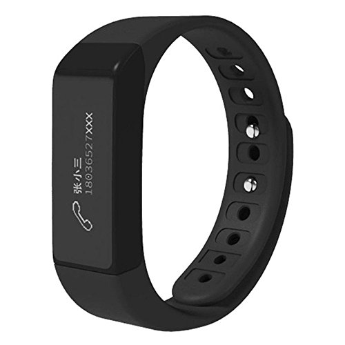 Ginsy Wireless Fitness Tracker with Sleep Monitor Activity Watch Sports Pedometer Wristband for Men Kids Women