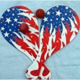 : Patriotic Paddles and Balls (12/PKG)