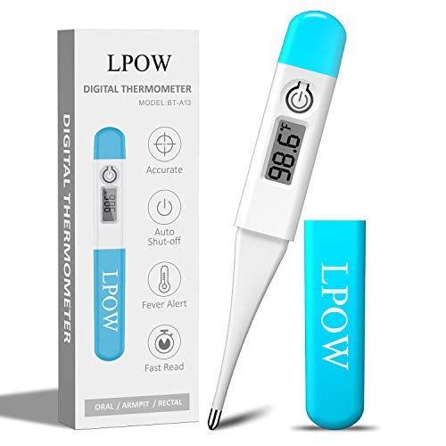Digital Thermometer LCD Basal