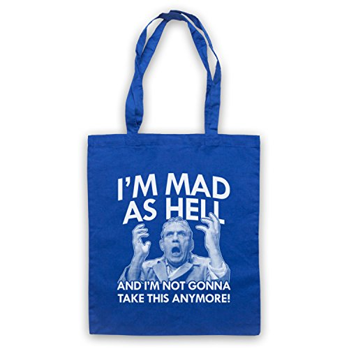 d'emballage Not I'm This Officieux Apparel par Inspire Sac As Mad Network More Hell Inspired And Gonna Any Bleu Take I'm wvqUOC