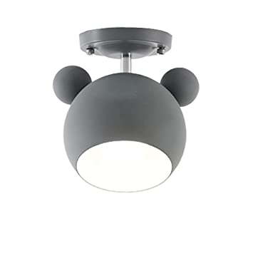 Kids pendant lighting Kid Tent Oenyi Modern Kids Room Lovely Cartoon Mouse Led Lighting Macaroon Semi Flush Ceiling Light Pendant Lights Aliexpresscom Oenyi Modern Kids Room Lovely Cartoon Mouse Led Lighting Macaroon