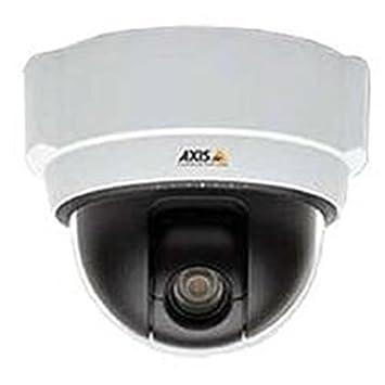 AXIS 215 PTZ - Cámara de vigilancia en domo (zoom óptico 12x), blanco