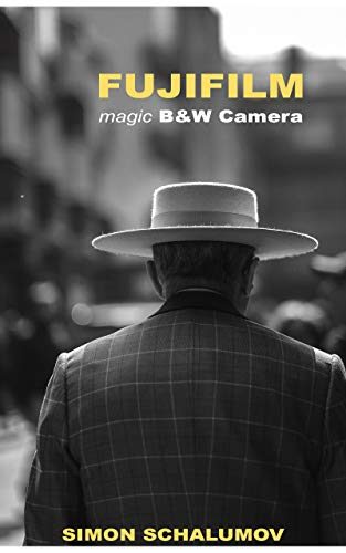 FUJIFILM's magic Black and White Street Photography Camera, the Fuji x100F