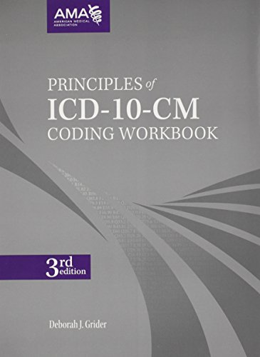 Principles of ICD-10-CM Coding by Amer Medical Assn