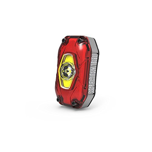 mirco Sized-Bike Taillight Serfas Apollo LED Taillight Battery Powered Black