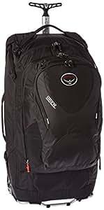 """Osprey Ozone Convertible 28""""/70L Wheeled Luggage, Black"""