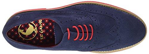 a0d1f983 El Ganso M, Zapatos de Cordones Oxford para Hombre, Azul (Marino), 42 EU:  Amazon.es: Zapatos y complementos