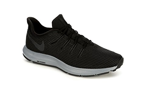 Anthracite NIKE Basses Sneakers Grey Multicolore Homme Black Cool 002 Quest 7qfpwq1ng