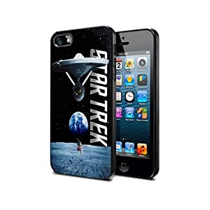 Star Trek Movie STT03 Case Cover Protection for iPhone 6 Plus Black Silicone
