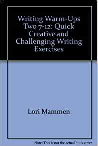 quick creative writing exercises