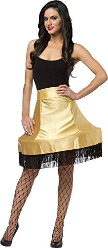 Womens Halloween Costume- Christmas Story Leg Lamp Skirt Adult (Christmas Story Lamp Costume)
