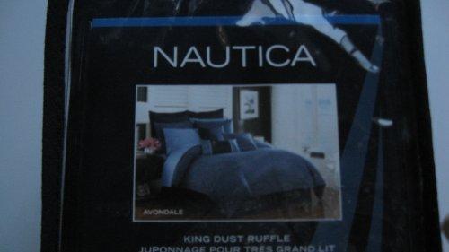 - Nautica Avondale King Bedskirt