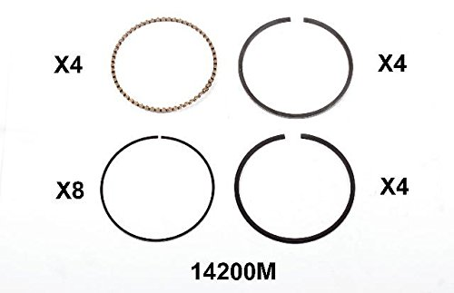 Japanparts RW14200M Piston Ring