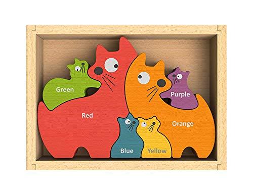 color cats - 1