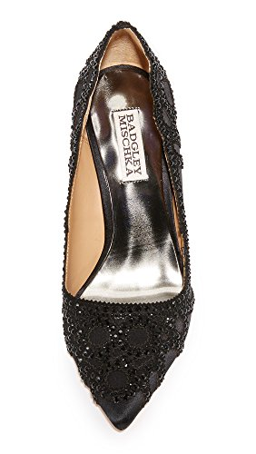 Badgley Black Women's Mischka Dress Pump Rouge XxRXrq1wz