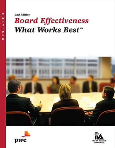 board-effectiveness-what-works-best-2nd-edition