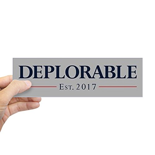 CafePress Deplorable Est 2017 10