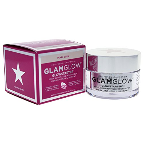 Price comparison product image Glamglow Glow Starter Mega Illuminating Moisturizer, Pearl Glow, 1.7 Ounce