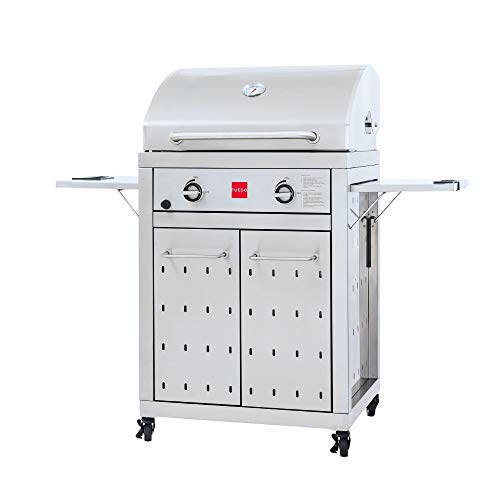 Fuego F27S Gas Grill, 27, Stainless Steel
