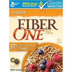 FIBER ONE® CEREAL Original 4 Pack