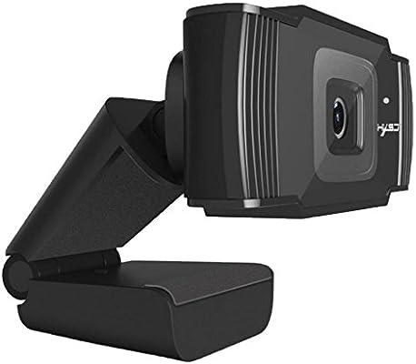 D DOLITY HXSJ Cámara Webcam Full HD 1080P con Micrófono USB con ...