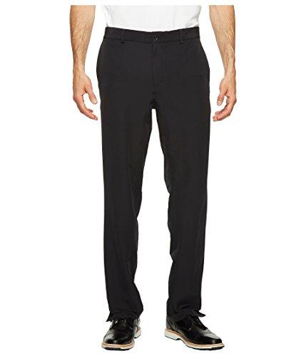 NIKE Men's Flex Hybrid Golf Pants, Black/Black, Size 34/30