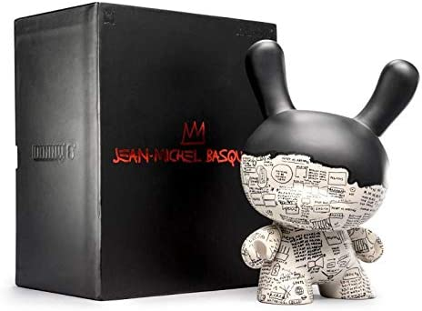 Kidrobot Jean-Michel Basquiat Dunny Art Figure Series 3 Inch 1 Blind Box