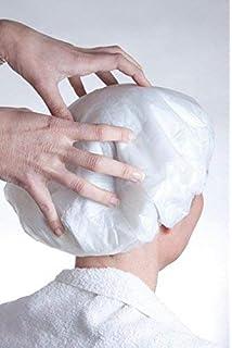 Cocune - Gorro de ducha para lavar el pelo del paciente, sin jabón, sin