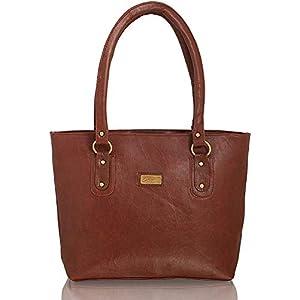 Bellina Women's Handbag (Brown)