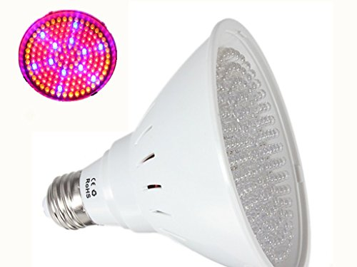 High Power Hydroponic 168 Led Grow Light Bulbs Lamps