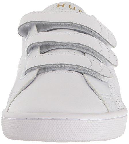 Huf Heren Boyd Rijden Schoen Witte Velcro
