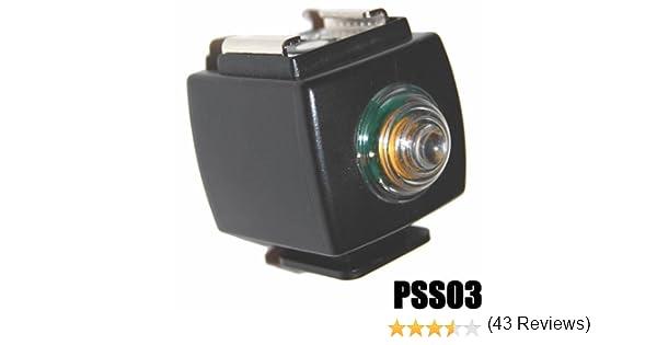 Adaptador Inalámbrico para Flash DynaSun PSS03 Trigger Wireless ...