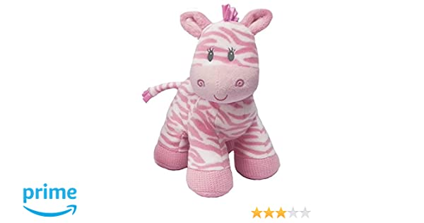 "Burton /& Burton Plush 11/"" Pretty In Pink Hippo"