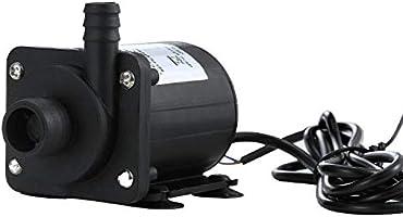 12/V CC Bomba de Agua magn/ética Fafada sin escobillas
