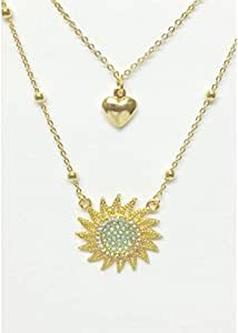 Cute Pendant Necklace Just For You