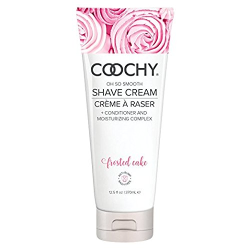 Coochy Shave Cream Frosted Cake - 12.5 oz New Design Same Great Product