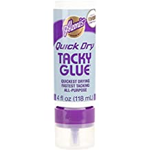 Aleene's Quick Dry Tacky Always Ready Adhesives, 4 oz.