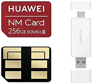 Amazon.com: Huawei NM Card 256GB 90MB/S Nano Memory Card ...