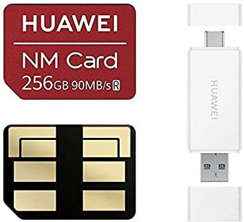 Amazon.com: Huawei NM Card 256GB 90MB/S Nano Memory Card ...