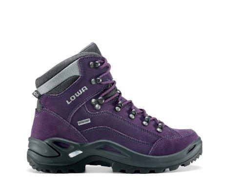 Men's Renegade Lowa Shoes GTX Grey Mid Climbing q6x0O4w