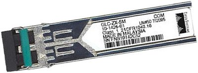 Cisco Original 1000BASE-ZX SFP Module, GLC-ZX-SM - Lifetime Warranty