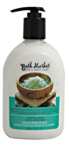 Bath Market Ozonic Oasis Hand and Body Lotion, 16.9-Ounce (Pack of 3)