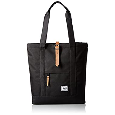 Herschel Supply Co. Market, Black, One Size