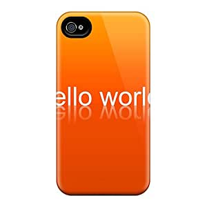 New Arrival Covers Cases With Nice Design For Iphone 6- Hello World