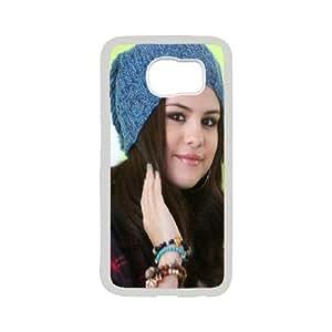 FOR Samsung Galaxy S6 -(DXJ PHONE CASE)-Singer Selena Gomez-PATTERN 10