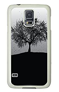 brand new Samsung Galaxy S5 cases Bird Infested Tree PC White Custom Samsung Galaxy S5 Case Cover