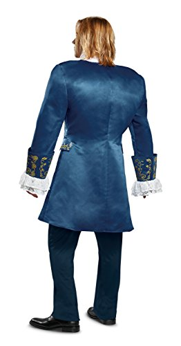 Disguise Men's Plus Size Beast Prestige Adult Costume, Blue, XX-Large by Disguise (Image #2)