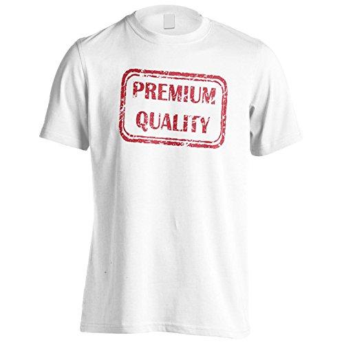 Neuer Premium-Qualitätsstempel Herren T-Shirt m247m