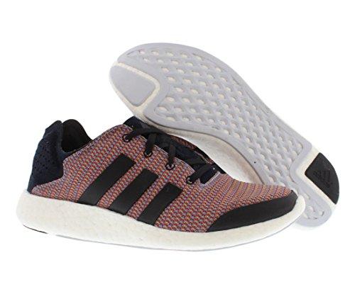 Adidas Pureboost Strikk M Menns Sko Størrelse Kjerne Svart / Core Black / St Last Brun