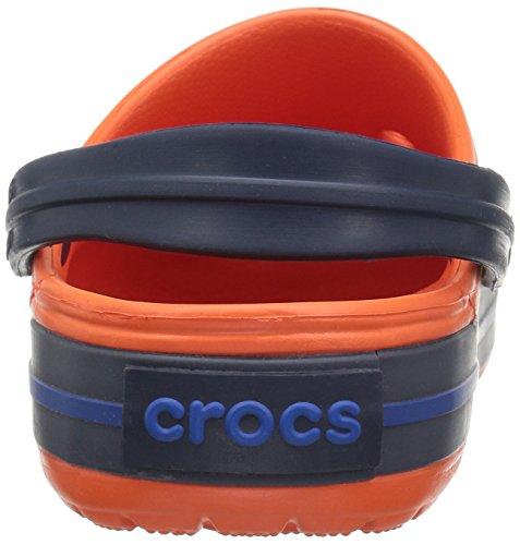 Tangerine Clog Unisex Crocband Navy Crocs xAfqYS8n